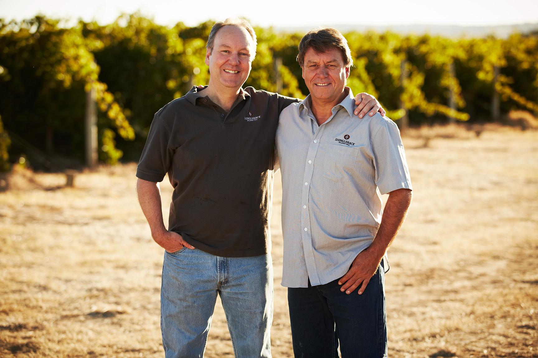 John and Kym Davey