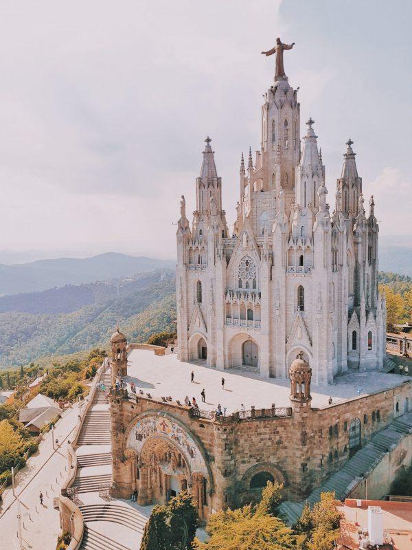 Sagrat Cor Barcelona, Spain
