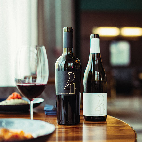 4 Cellars wine