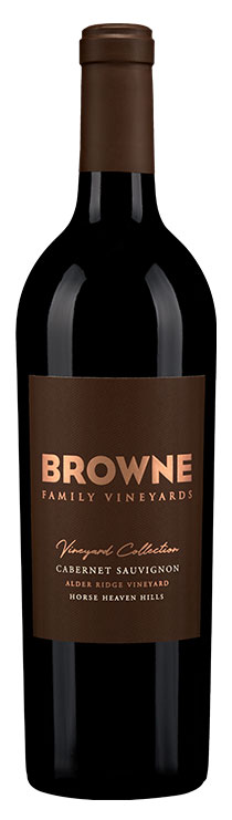 Browne Family Vineyard Collection Cabernet Sauvignon bottle