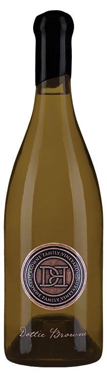 Browne Family Dottie Chardonnay bottle