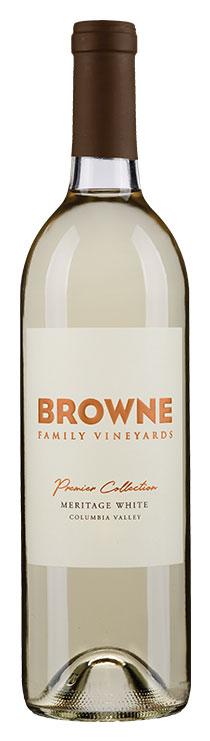 Browne Family Meritage White Blend bottle