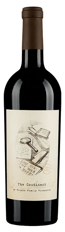 Browne Family Spymaster The Continet Cabernet Sauvignon Bottle